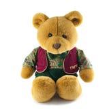 Papa-Teddybär Stockfoto