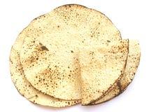 papad еды индийское зажарило в духовке Стоковое Изображение RF