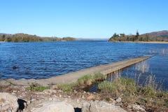 Papada del lago Imágenes de archivo libres de regalías