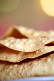 Papadom Royalty Free Stock Images