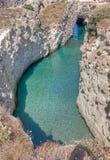 Papafragas, Milos Fotografia de Stock Royalty Free