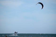 Papagaio-surfista Fotografia de Stock Royalty Free