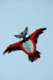 Papagaios coloridos Imagem de Stock