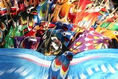 Papagaios do Balinese Imagens de Stock