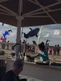 Papagaios do festival foto de stock royalty free