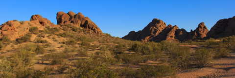 Papago Park Royalty Free Stock Images