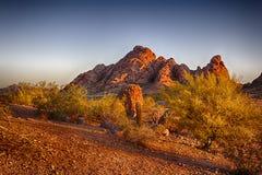 Papago Park Royalty Free Stock Photography