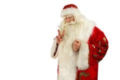 Papai Noel Imagens de Stock Royalty Free