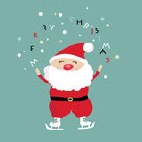 Papai Noel. Foto de Stock Royalty Free