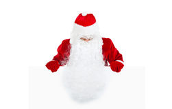 Papai Noel Fotos de Stock Royalty Free