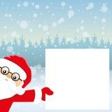 Papai Noel _2 Foto de Stock Royalty Free