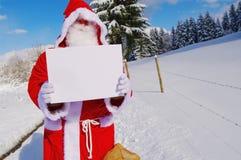 Papai Noel _2 Imagem de Stock Royalty Free
