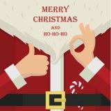 Papai Noel _2 Imagens de Stock Royalty Free