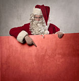 Papai Noel _2 fotos de stock royalty free