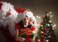 Papai Noel _2 Fotografia de Stock Royalty Free