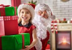 Papai Noel _2 Imagem de Stock