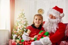 Papai Noel _2 Fotos de Stock Royalty Free