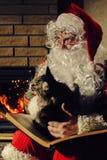 Papai Noel _2 Foto de Stock