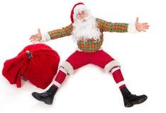 Papai Noel _2 Imagens de Stock