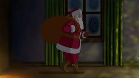 Papai Noel _2 ilustração royalty free