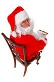 Papai Noel imagem de stock
