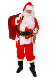 Papai Noel Foto de Stock Royalty Free