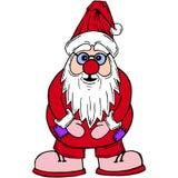 Papai Noel Foto de Stock