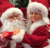 Papai Noel _2 Fotografia de Stock