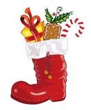 Papai Noel, nicholas ilustração stock