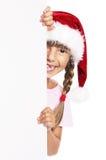 Papai Noel pequeno Fotos de Stock