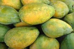 Papaia fotos de stock