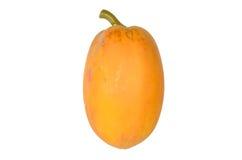 Papaia fresca e saporita. Fotografia Stock