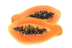 Papaia squisita Immagine Stock