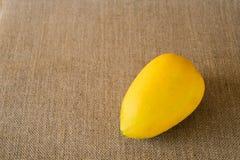 Papaia su fondo isolato immagini stock