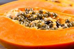 papaja świeże Obraz Stock