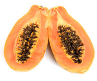 papaja zdjęcia royalty free