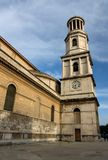 The Papal Basilica of St Paul Outside the Walls Stock Photos