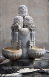 Papal drinking fountain Stock Images