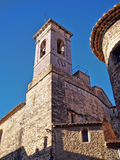 The Papal seat, in Chateauneuf-du-Pape Stock Photography