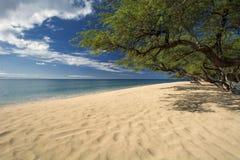 Papalaua Wyrzucać na brzeg, stanu przydroża park, Maui, Hawaje Obraz Royalty Free
