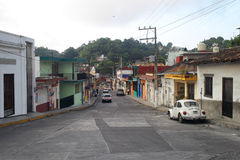 Papantla, Βέρακρουζ, Μεξικό Στοκ φωτογραφία με δικαίωμα ελεύθερης χρήσης