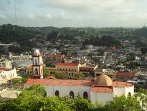Papantla, Μεξικό Στοκ φωτογραφία με δικαίωμα ελεύθερης χρήσης
