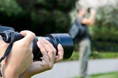 Paparazzi Photos libres de droits