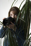 Paparazzi Royalty Free Stock Photography