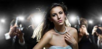 Paparazzi Royalty Free Stock Photography