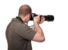 paparazzi Arkivfoton