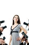 Paparazzis Lizenzfreies Stockfoto