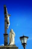 Papas Palácio em Avignon, França Imagem de Stock