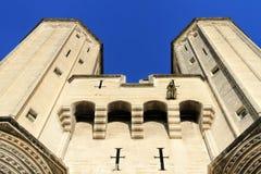 Papas Palácio em AVigon, França Imagens de Stock