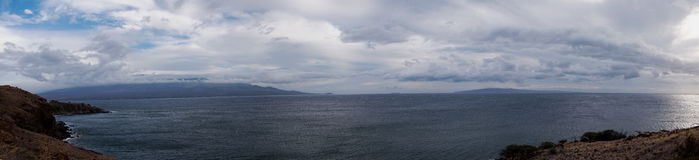 Papawai punktu Sceniczny punkt obserwacyjny Obraz Royalty Free